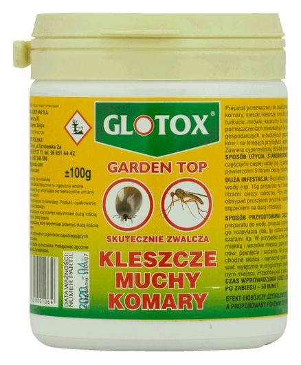 Glotox Proszek na insekty latające 100g