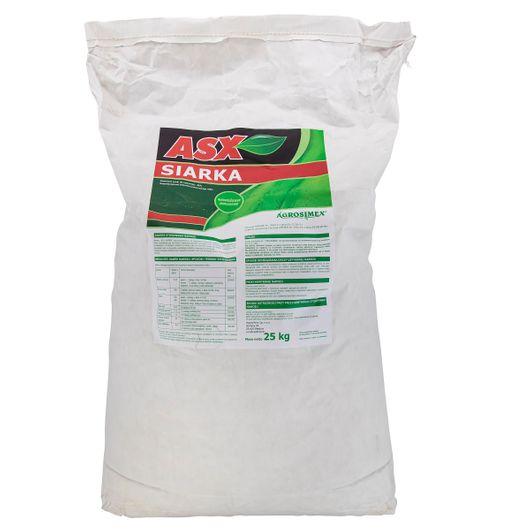 Nawóz ASX SIARKA 25kg