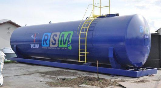 RSM– Roztwór Saletrzano Mocznikowy 32%