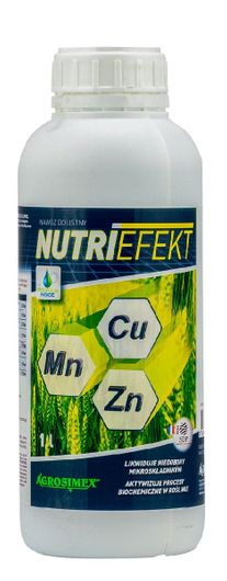 Nawóz płynny Nutri Efekt