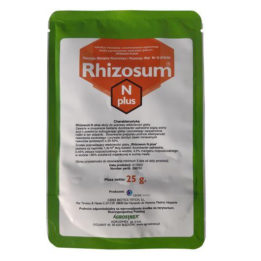 Rhizosum N plus 25g