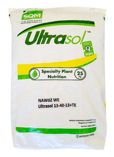 Nawóz NPK 13-40-13 +T.E. Ultrasol 25kg